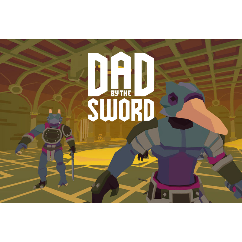 Dad by the Sword